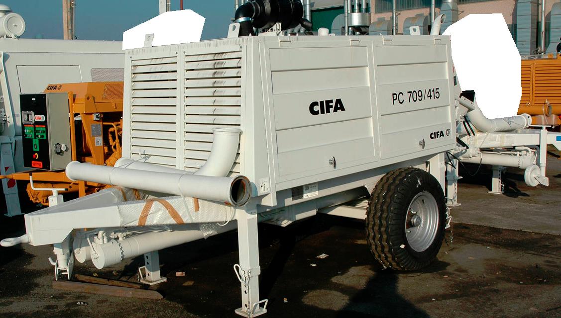 Cifa PC 709
