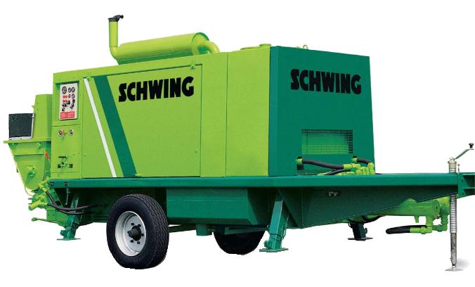 Schwing SP 3800