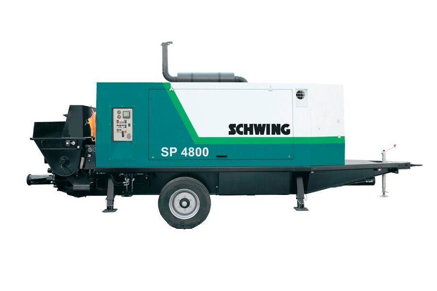 Schwing SP 4800