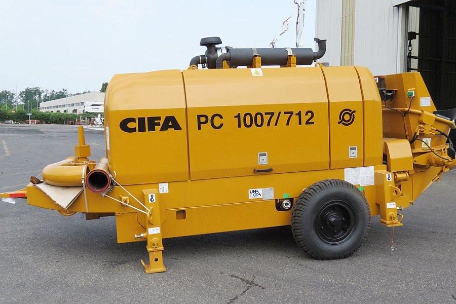 CIFA РС 1007