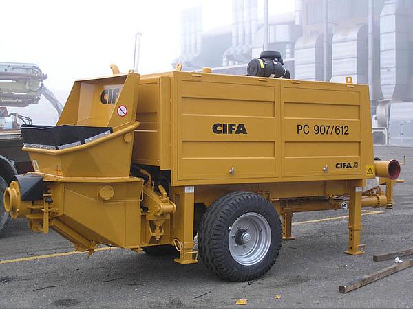CIFA РС-907/612 D8