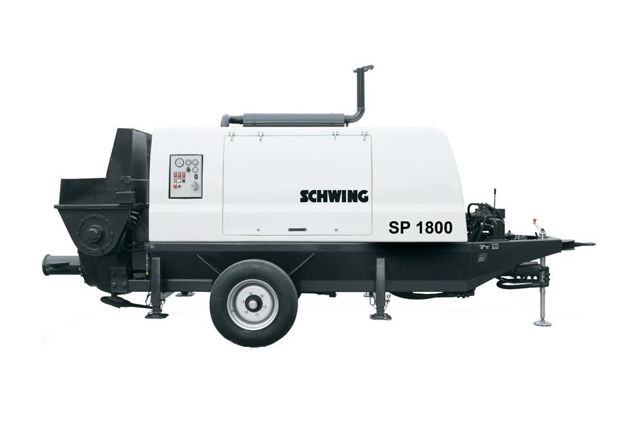 Schwing SP 8800